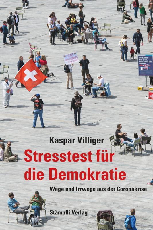 Cover-Bild Stresstest für die Demokratie