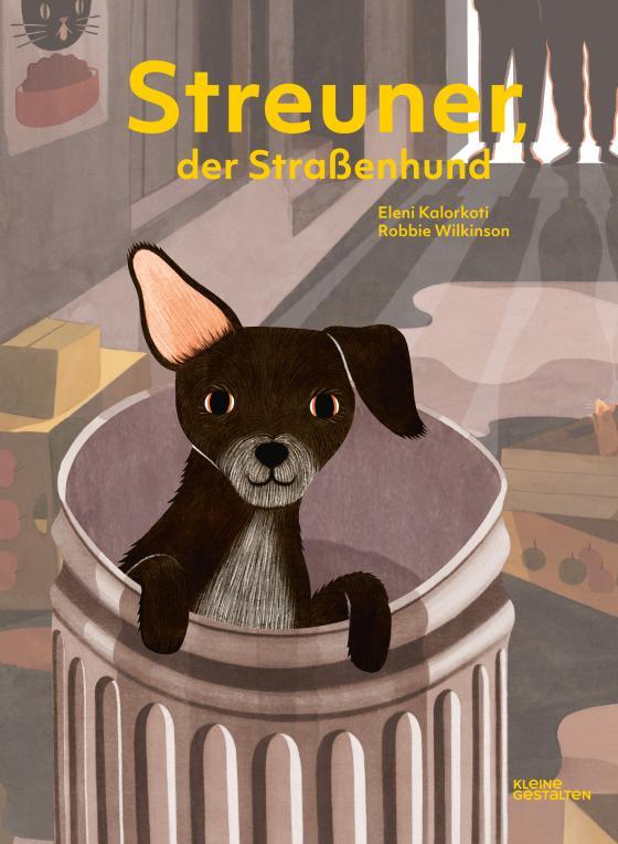 Cover-Bild Streuner, der Straßenhund