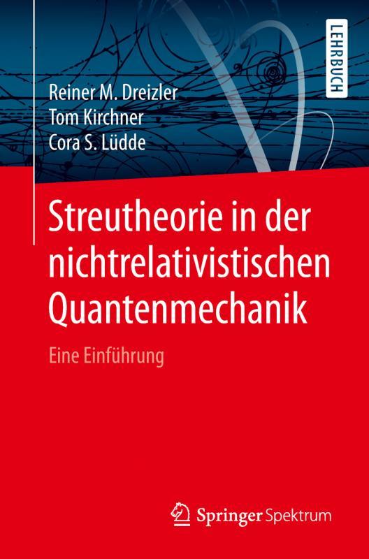 Cover-Bild Streutheorie in der nichtrelativistischen Quantenmechanik