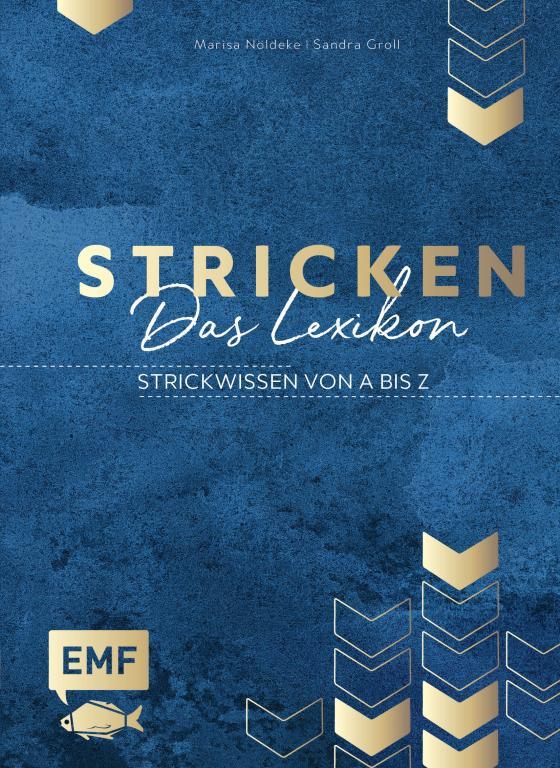 Cover-Bild Stricken – Das Lexikon
