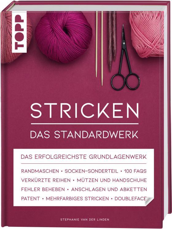 Cover-Bild Stricken - Das Standardwerk