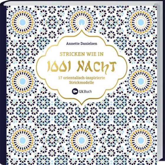 Cover-Bild Stricken wie in 1001 Nacht
