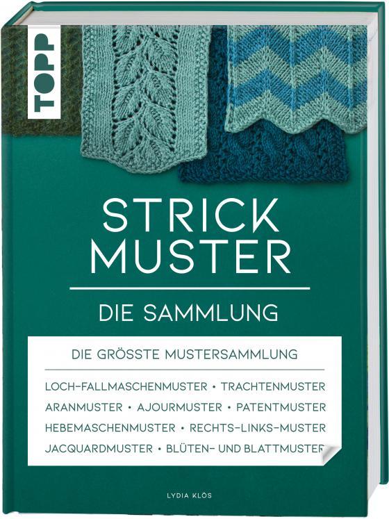 Cover-Bild Strickmuster. Die Sammlung.
