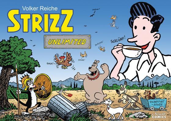 Cover-Bild STRIZZ unlimited