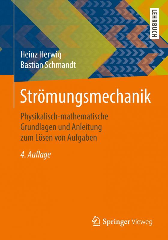 Cover-Bild Strömungsmechanik