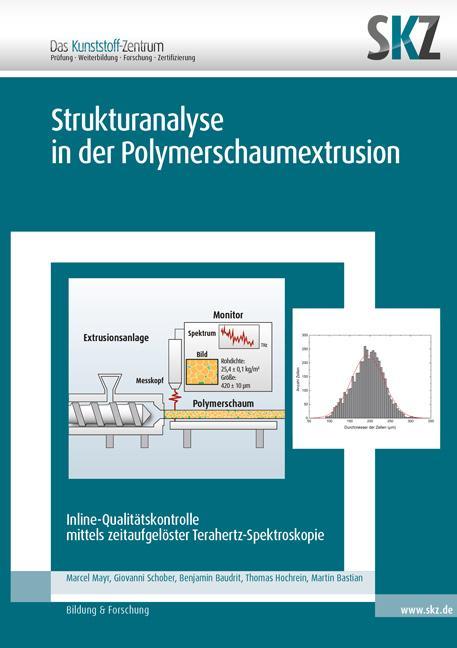 Cover-Bild Strukturanalyse in der Polymerschaumextrusion