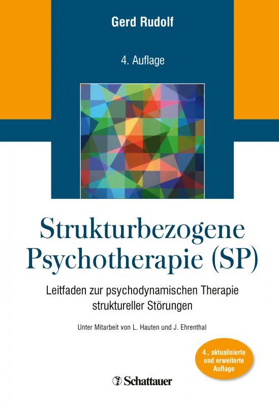 Cover-Bild Strukturbezogene Psychotherapie (SP)
