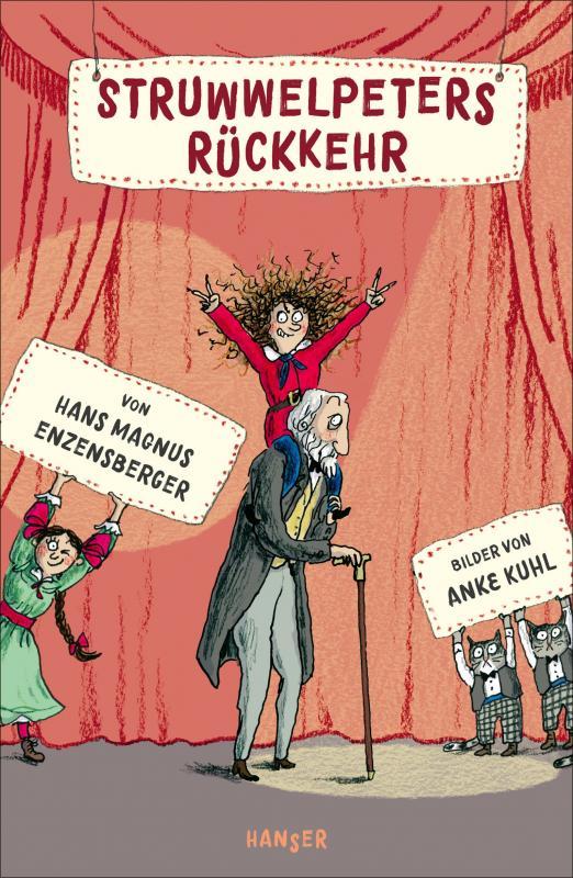 Cover-Bild Struwwelpeters Rückkehr
