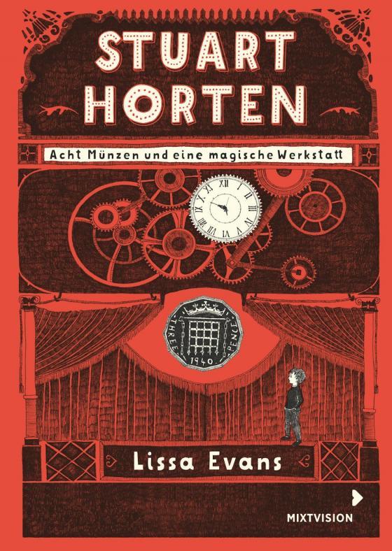 Cover-Bild Stuart Horten