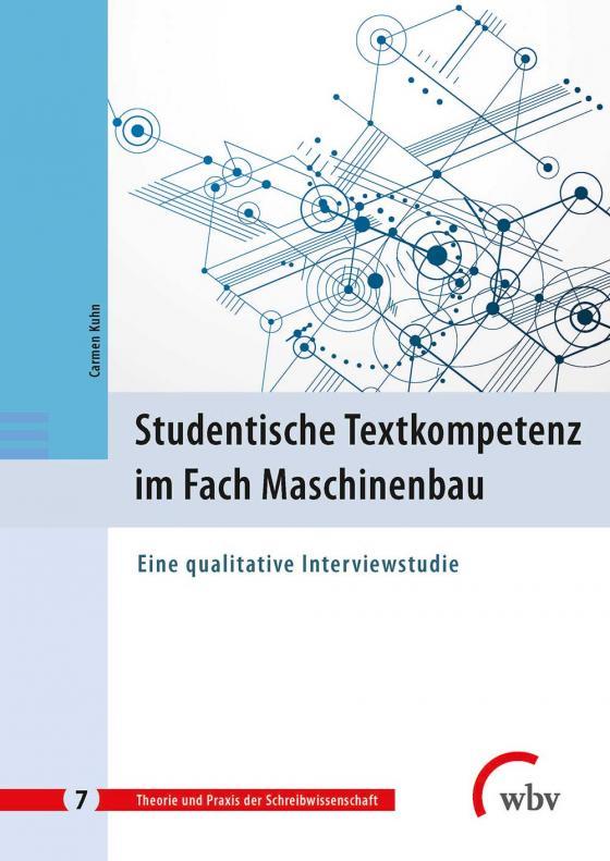 Cover-Bild Studentische Textkompetenz im Fach Maschinenbau