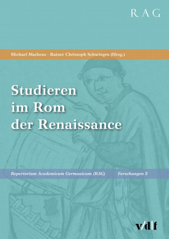 Cover-Bild Studieren im Rom der Renaissance