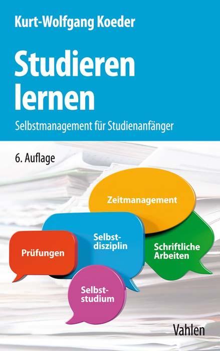 Cover-Bild Studieren lernen
