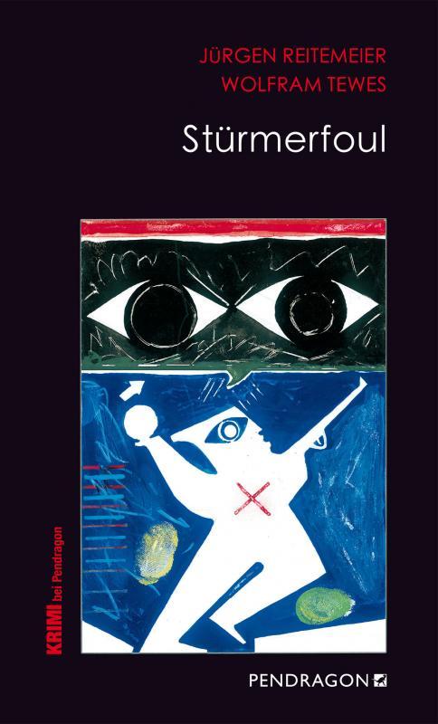 Cover-Bild Stürmerfoul
