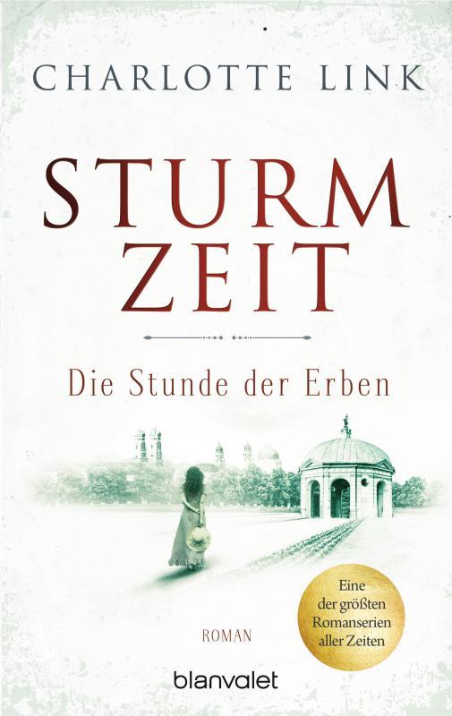 Cover-Bild Sturmzeit - Die Stunde der Erben