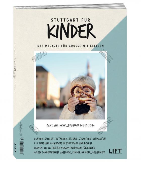 Cover-Bild Stuttgart für Kinder 2019/20