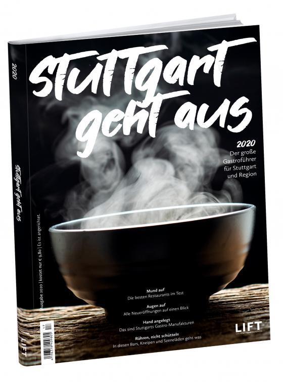 Cover-Bild Stuttgart geht aus 2020