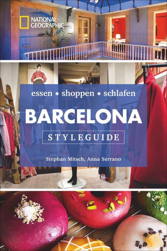 Cover-Bild Styleguide Barcelona