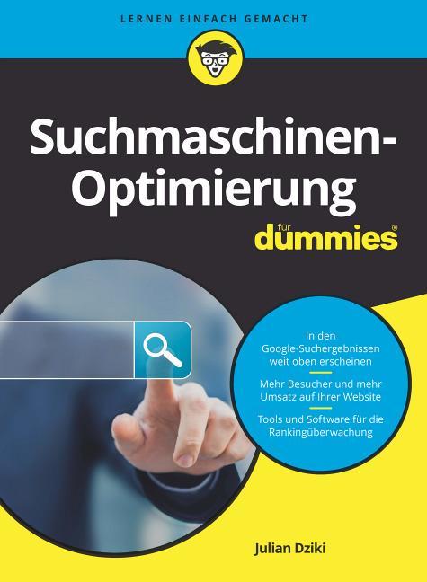 Cover-Bild Suchmaschinen-Optimierung für Dummies