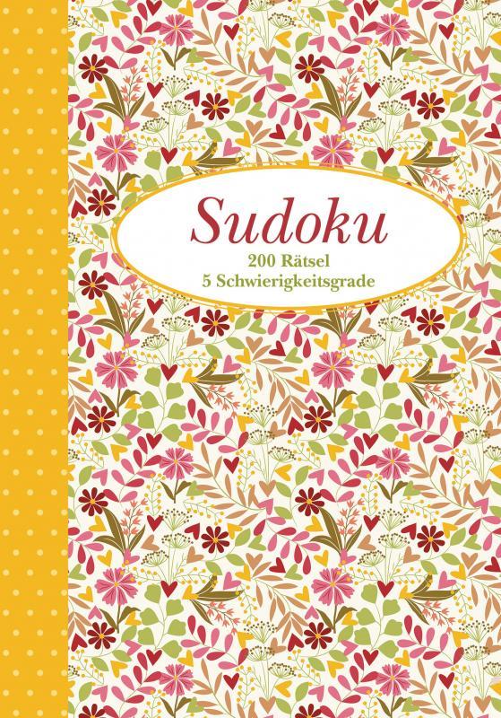 Cover-Bild Sudoku 1 (Schmuckcover)