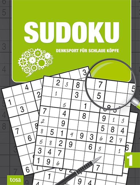 Cover-Bild Sudoku 1