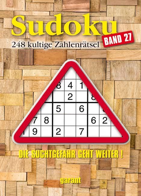 Cover-Bild Sudoku - Band 27