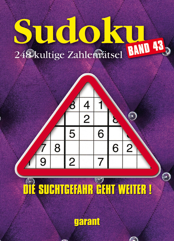 Cover-Bild Sudoku - Band 43