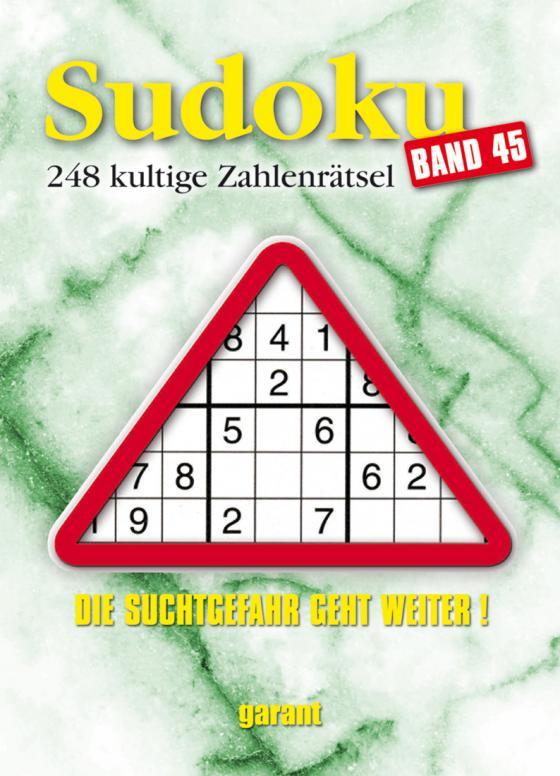 Cover-Bild Sudoku - Band 45