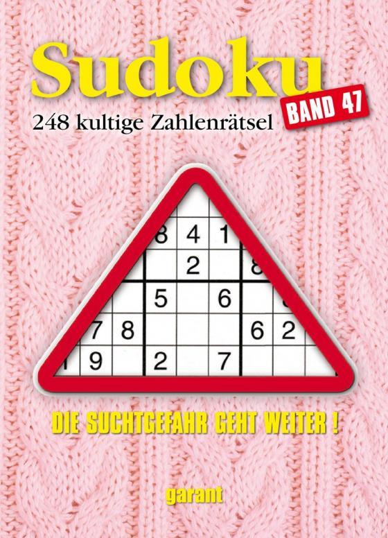 Cover-Bild Sudoku - Band 47
