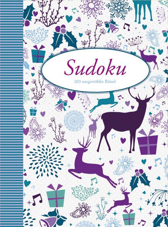 Cover-Bild Sudoku Deluxe Weihnachten