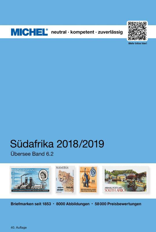 Cover-Bild Südafrika 2018/2019 (ÜK 6.2)