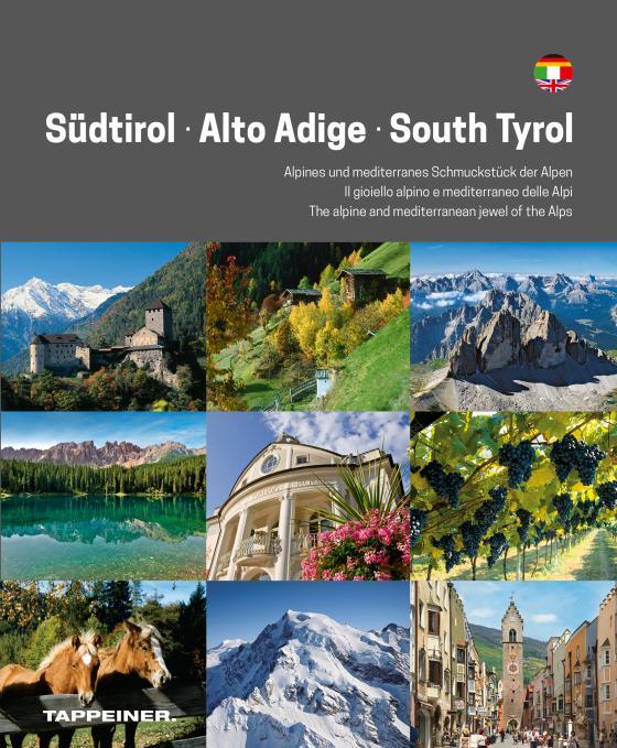 Cover-Bild Südtirol – Alto Adige – South Tyrol