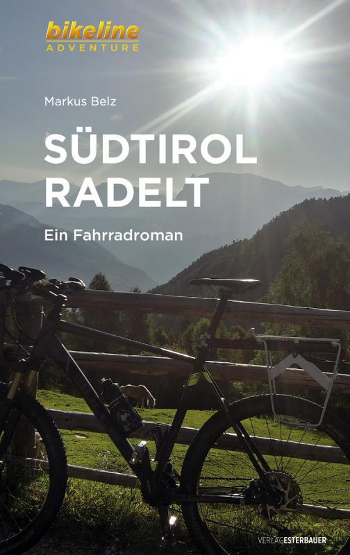 Cover-Bild Südtirol radelt
