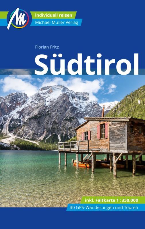 Cover-Bild Südtirol Reiseführer Michael Müller Verlag