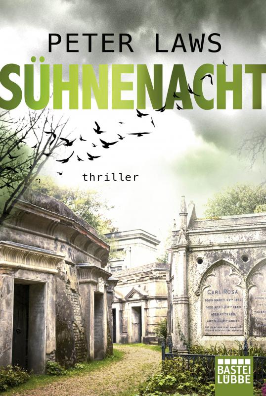 Cover-Bild Sühnenacht