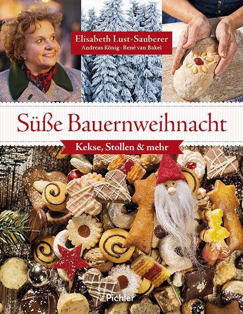 Cover-Bild Süße Bauernweihnacht
