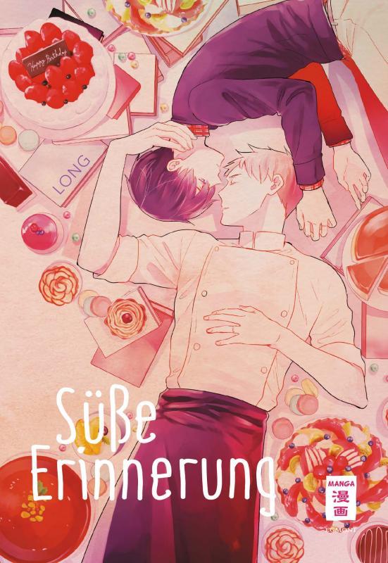 Cover-Bild Süße Erinnerung