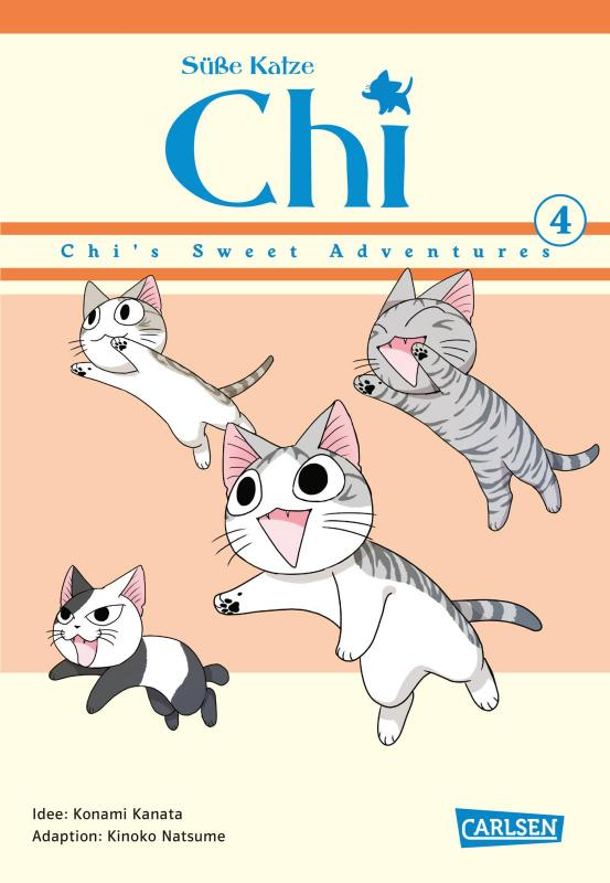 Cover-Bild Süße Katze Chi: Chi's Sweet Adventures 4
