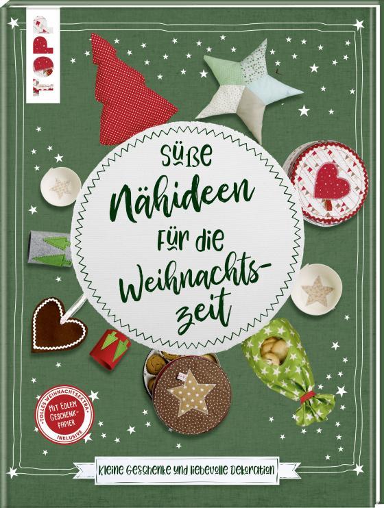 Cover-Bild Süße Nähideen für die Weihnachtszeit