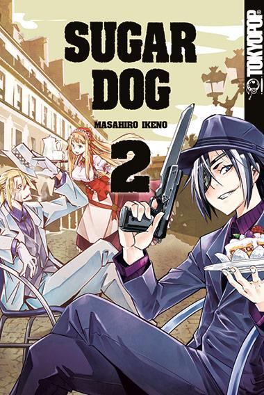 Cover-Bild Sugar Dog 02