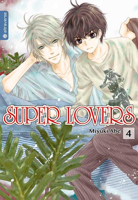 Cover-Bild Super Lovers 04