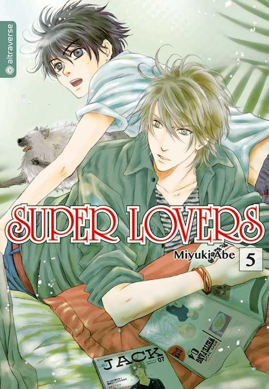 Cover-Bild Super Lovers 05