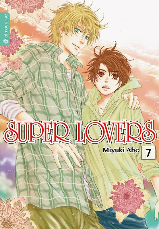 Cover-Bild Super Lovers 07