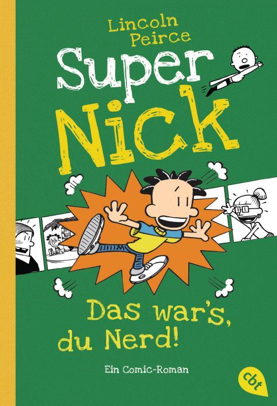 Cover-Bild Super Nick - Das war's, du Nerd!
