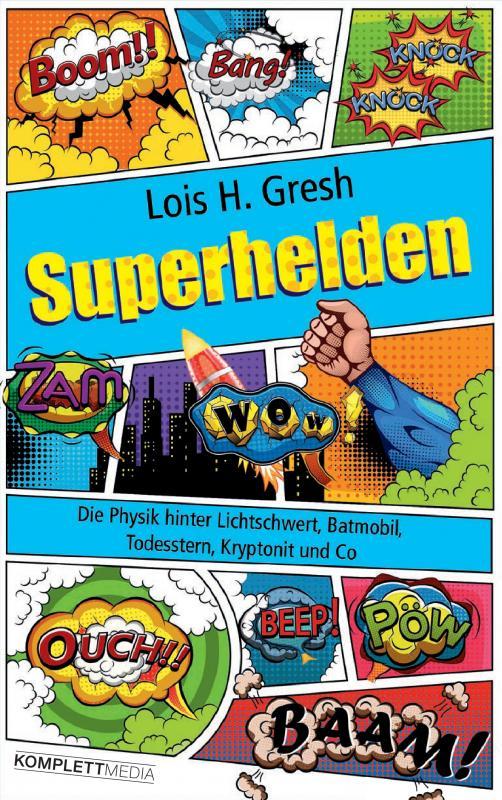 Cover-Bild Superhelden