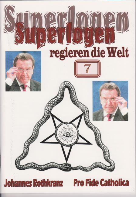 Cover-Bild Superlogen regieren die Welt, Teil 7