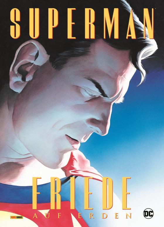 Cover-Bild Superman: Friede auf Erden
