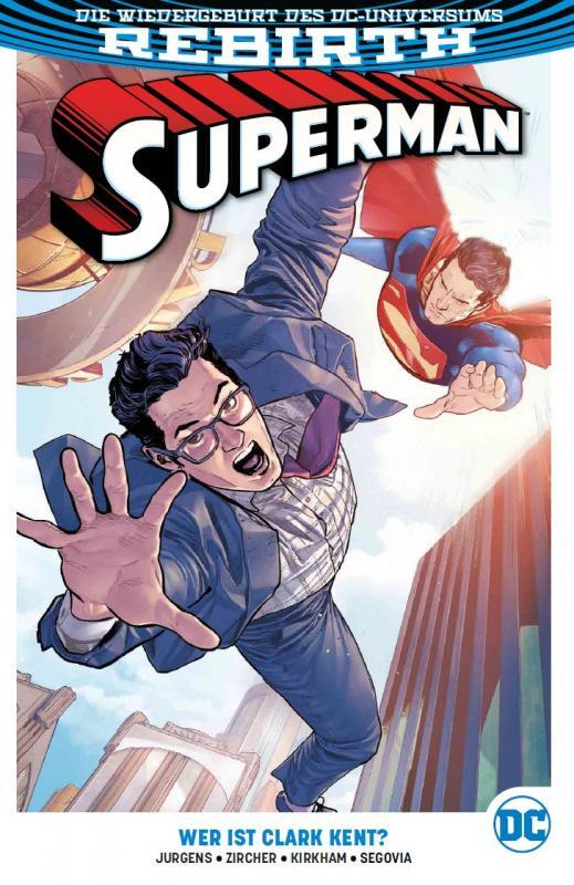 Cover-Bild Superman