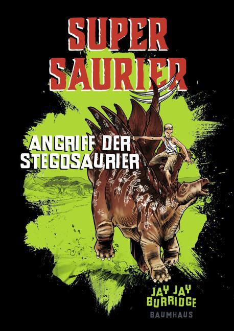 Cover-Bild Supersaurier - Angriff der Stegosaurier
