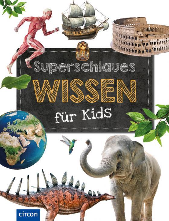 Cover-Bild Superschlaues Wissen für Kids