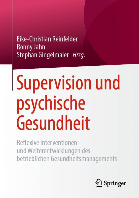Cover-Bild Supervision und psychische Gesundheit